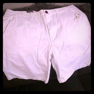 Men's Aeropostale White Shorts